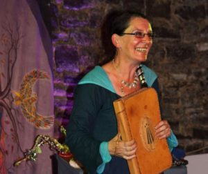 Winning the bardic competition 2013