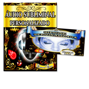 Combo Personalizado (ÁUDIO E VÍDEO) + BRINDE EXCLUSIVO