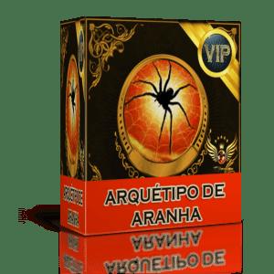 SUPER ARQUÉTIPO PODEROSO DE ARANHA