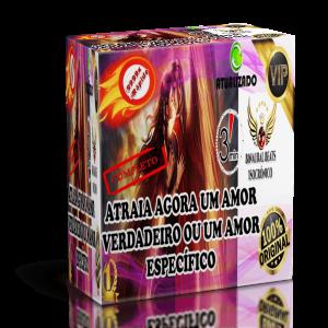 ORIGINAL DO YOUTUBE – ATRAIA AGORA UM AMOR VERDADEIRO OU UM AMOR ESPECÍFICO