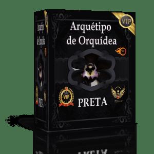 SUPER ARQUÉTIPO DE ORQUÍDEA PRETA