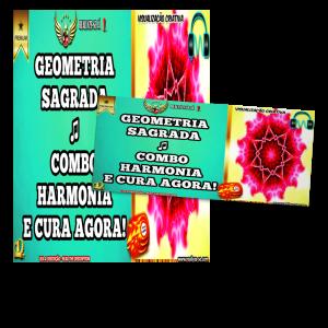 ♫ COMBO – Harmonia e cura para pessoas, para ambientes com plenitude e fartura – GEOMETRIA SAGRADA – (ÁUDIO + AUTOVISUALIZAÇÃO) – VERSÃO PREMIUM COMPLETO
