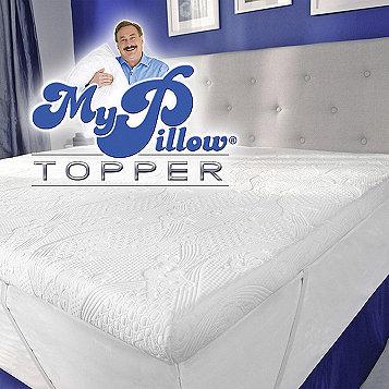 an in depth my pillow mattress topper