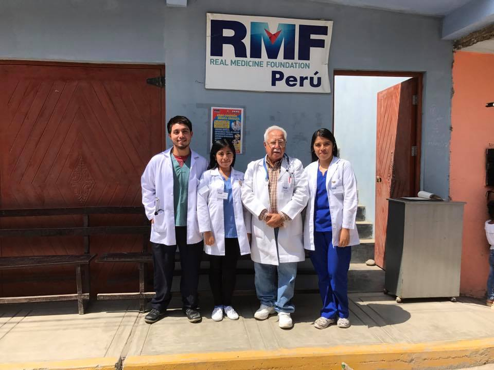 AM Peru PPA Q3 2017 Médicos Voluntarios