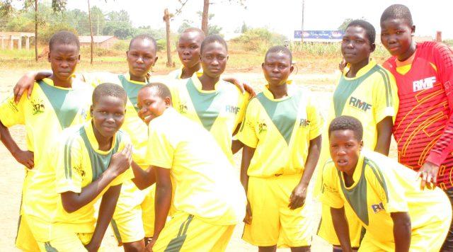 kiryandongo sports program students