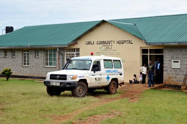 Lwala Community Hospital and Ambulance