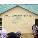 View of Lwala Community Hospital