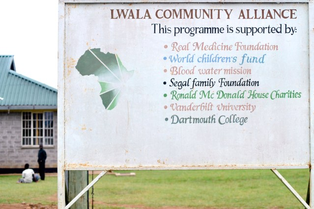 Lwala Community Alliance Supporters