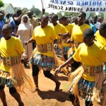 Mama Kevina Students Dance Performance