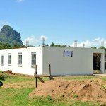 New Mama Kevina School Building Under Construction
