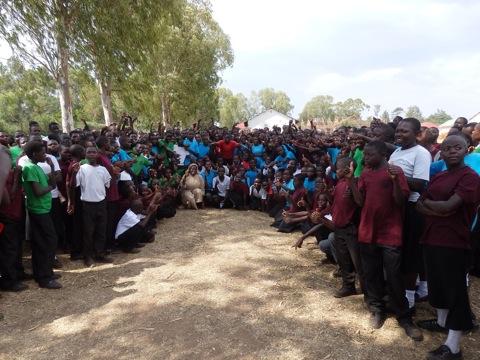 WCF Mama Kevina Students