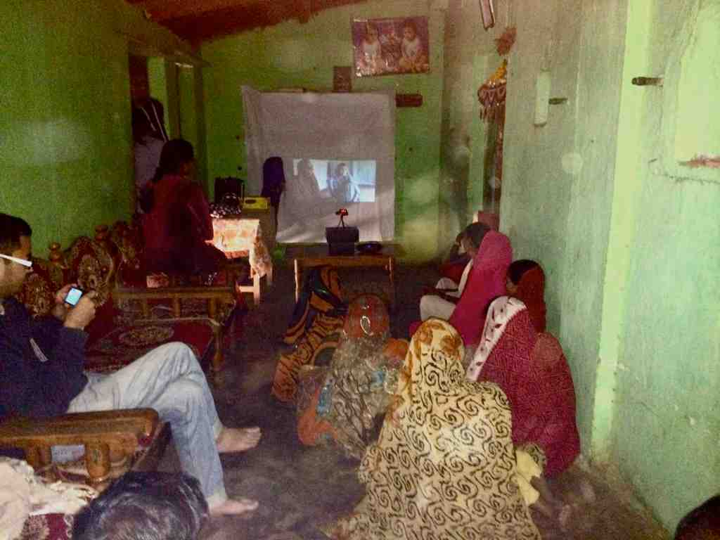 Screening for mothers in khandwa