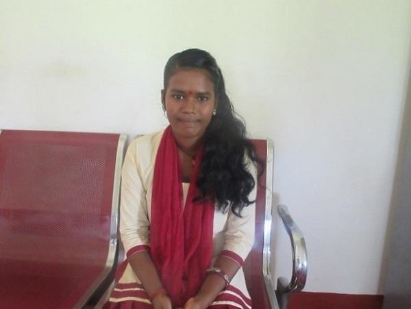 girl nepal student