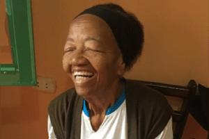 76-year-old Juana Rosa Carazas