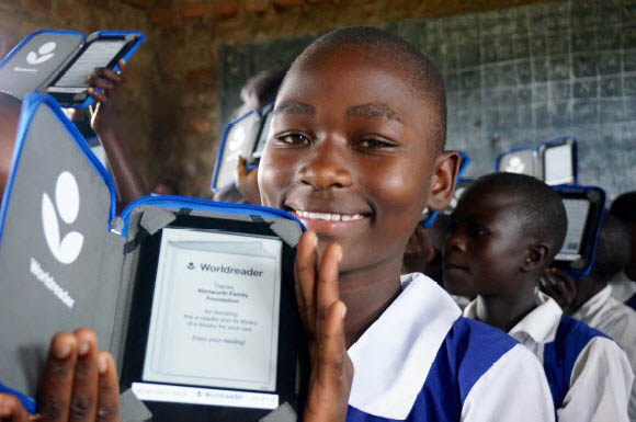Lwala Community Alliance's eReader Project
