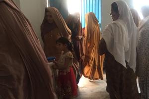 Women's health in Pakistan