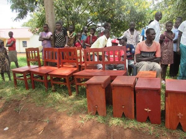 carpentry class in uganda