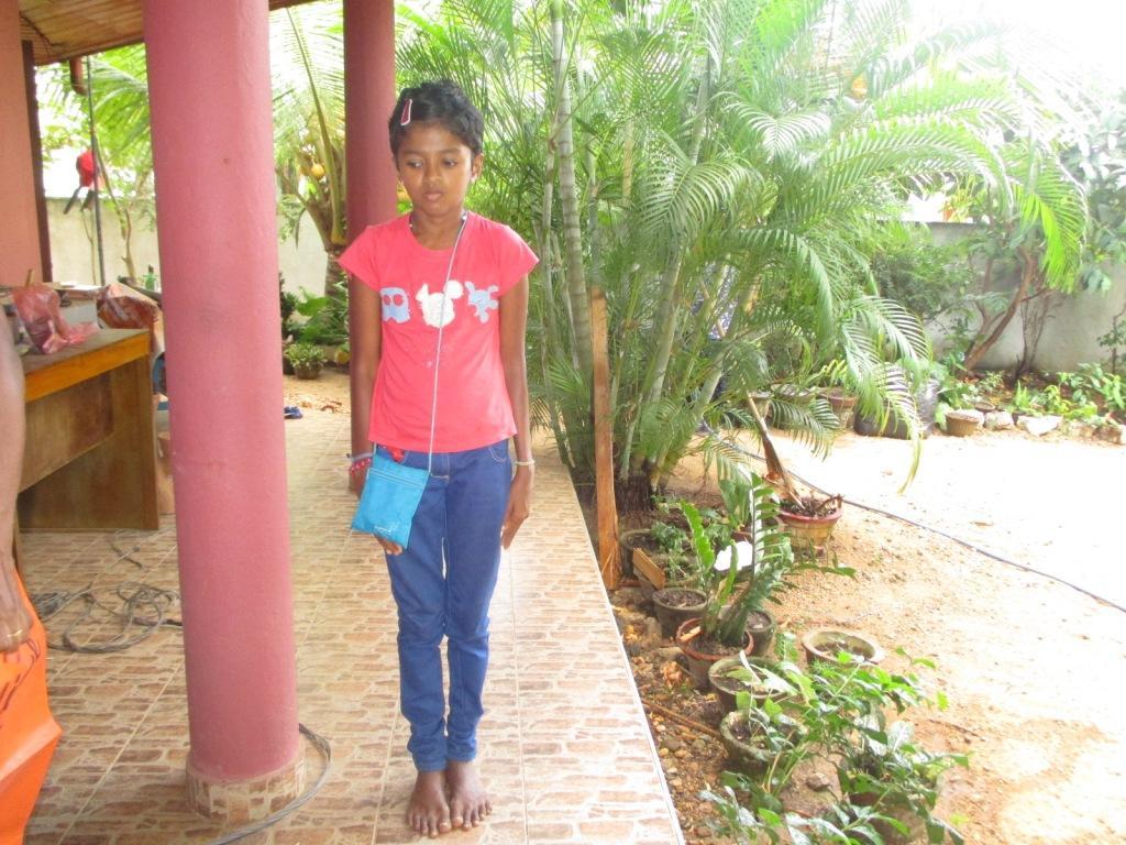Madu tall and smart