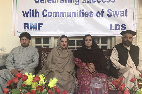 Swat Celebrating Success with Communities
