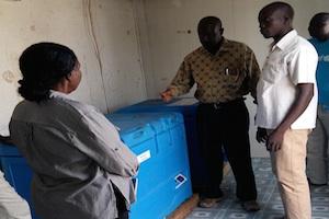 south sudanese doctors stock medicine