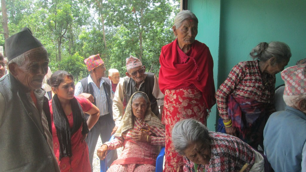 AS Nepal KCOP Q2 2019 Elderly
