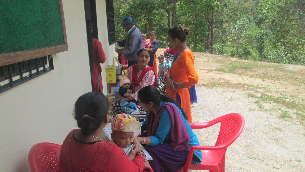AS Nepal KCOP Q2 2019 Immunization