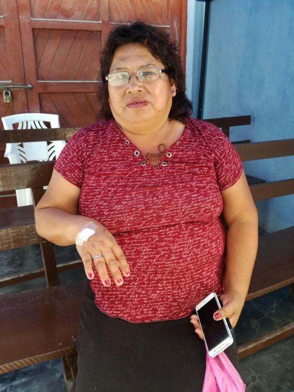 Mrs. Alicia Perez Melgar