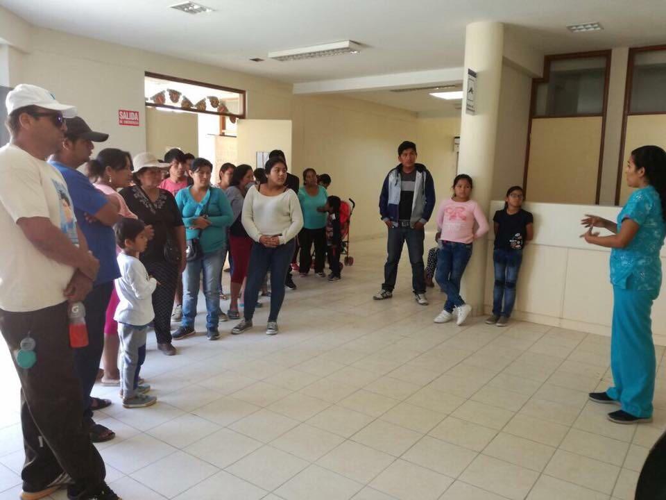 AM Peru PPA Q2 2017 Charla Prevencion contra el Denge