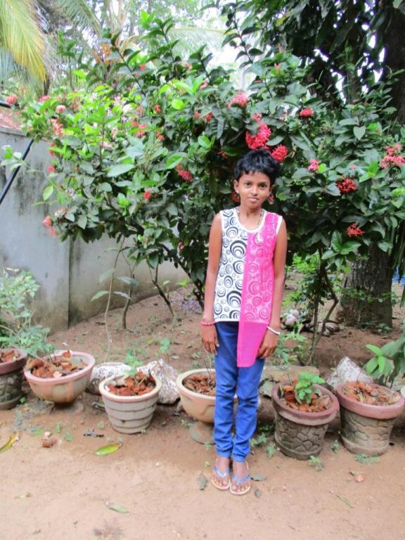 Madumekala standing tall