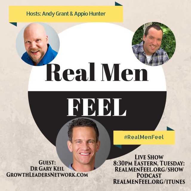Real Men Feel Show