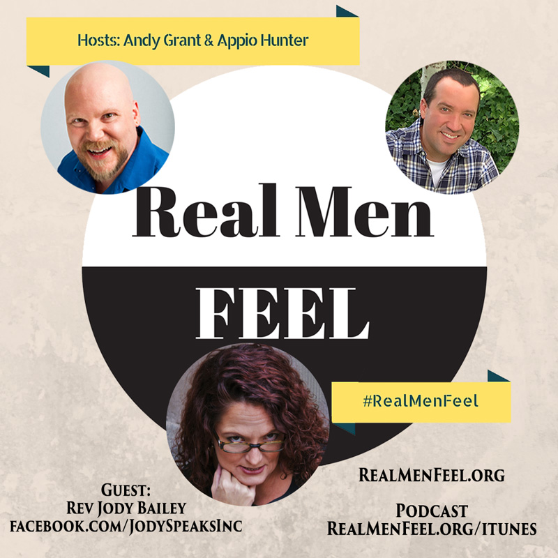 Real Men Feel: Intimacy