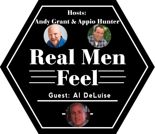 Real Men Feel: Al DeLuise