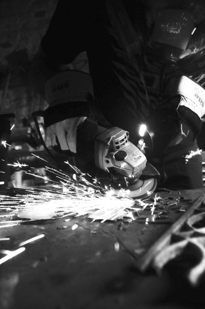 Transforming steel