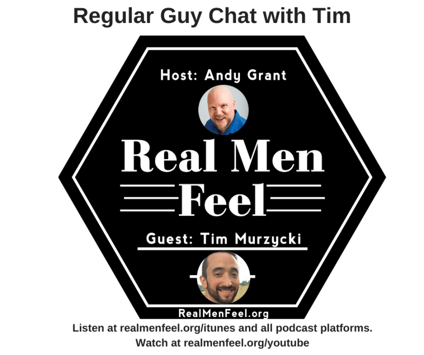 Regular Guy Chat with Tim