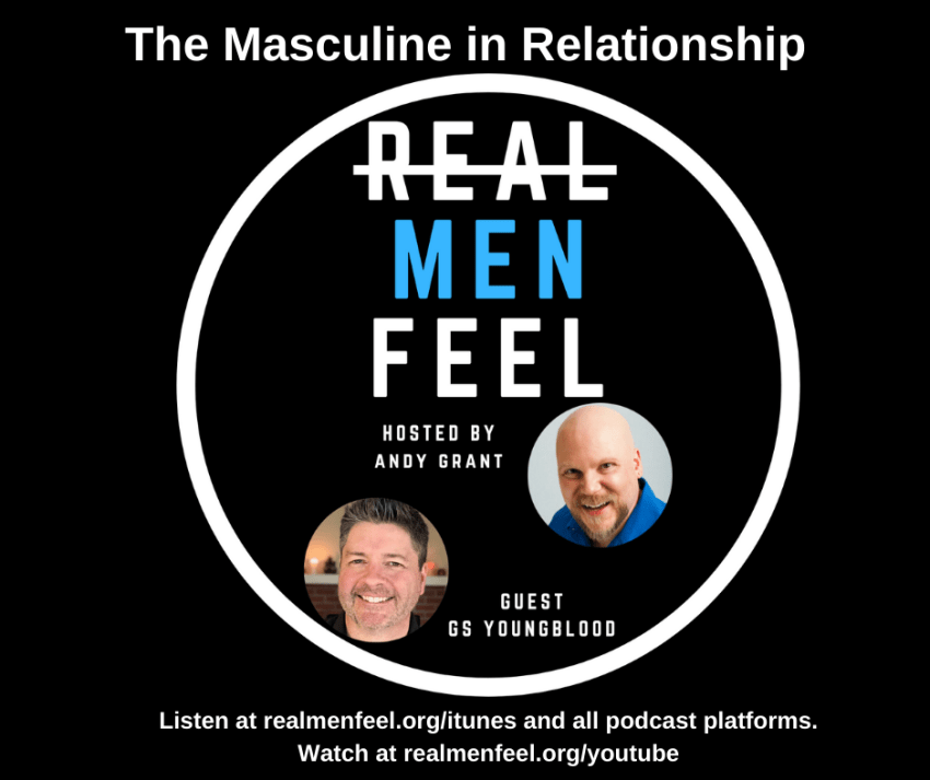 The Masculine in Relationship with GS Youngblood