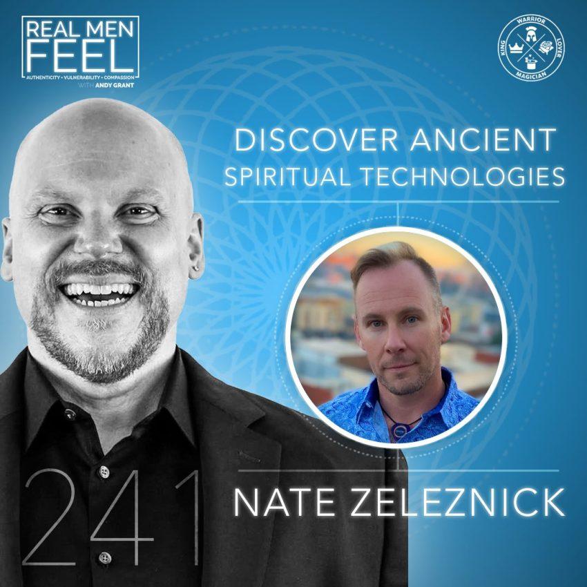 discover ancient spiritual technologies nate zeleznick
