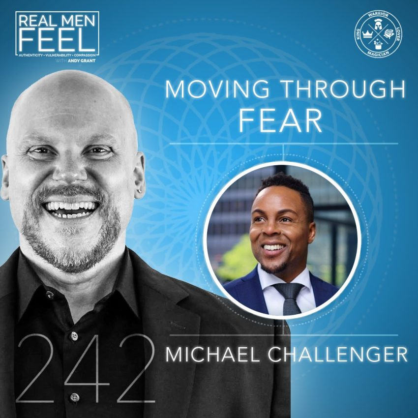 michael challenger moving through fear