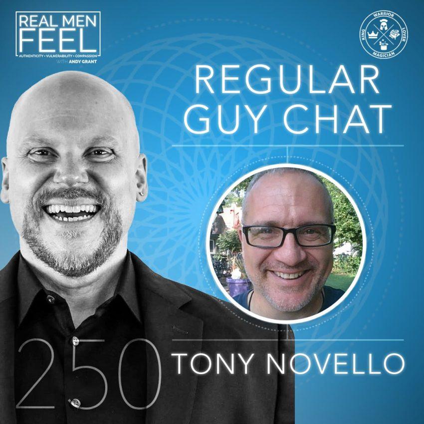 tony novello  Regular Guy Chat with Tony