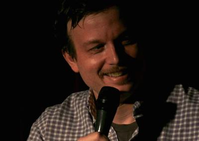 Comedy Night – April 30th