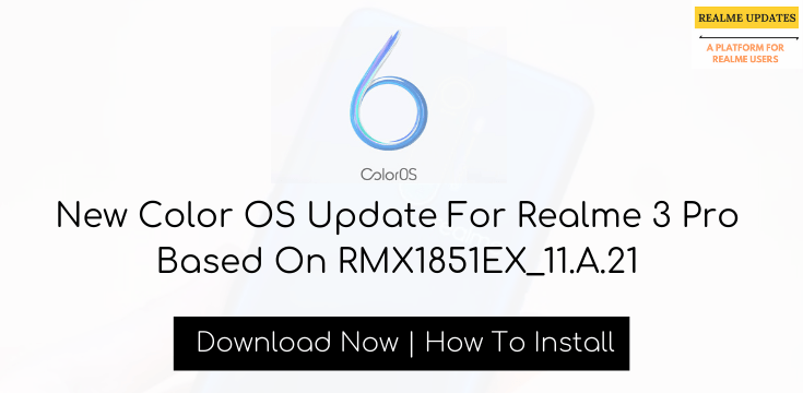 Realme 3 Pro December Security Patch Update Started Rolling Out- Realme Updates