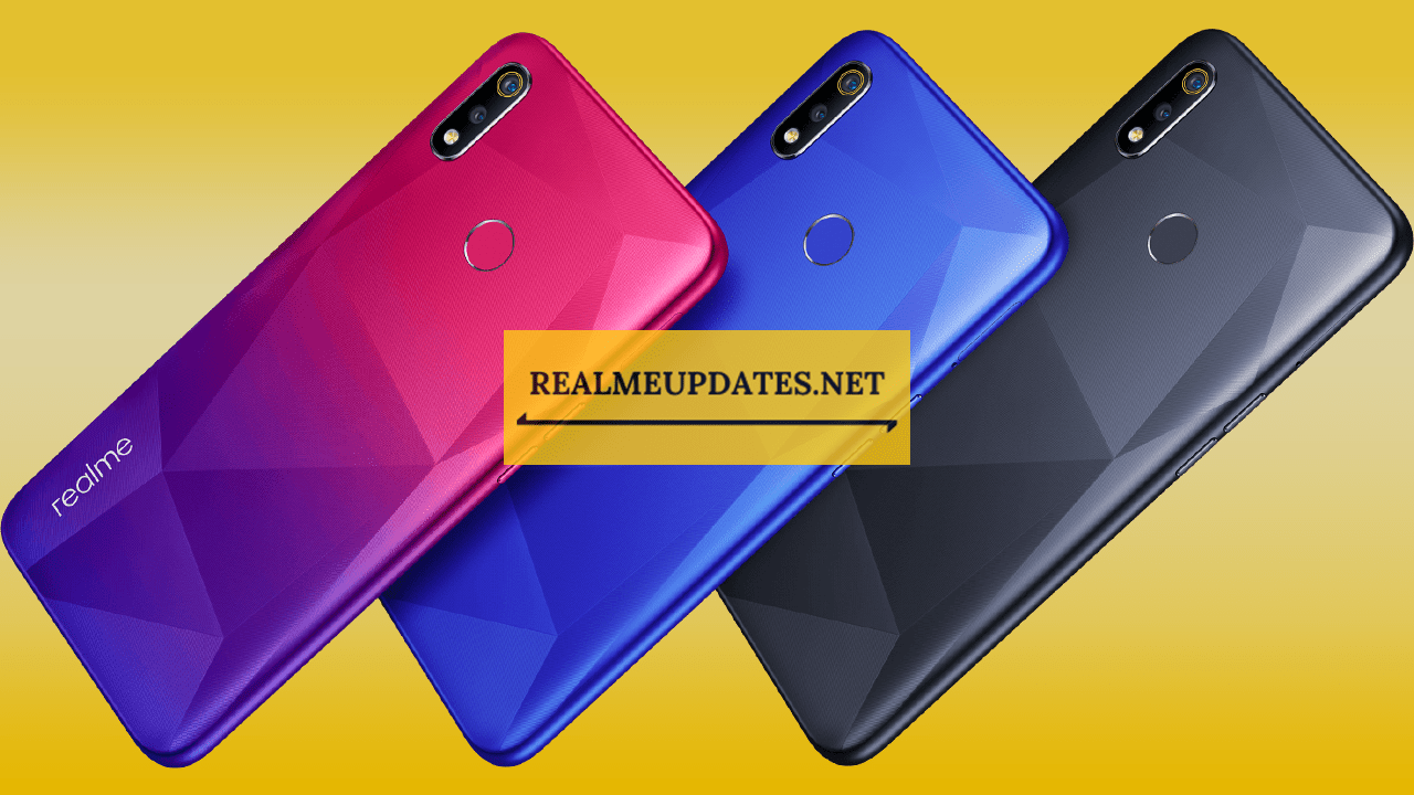 Realme 3 March 2021 Security Update Released