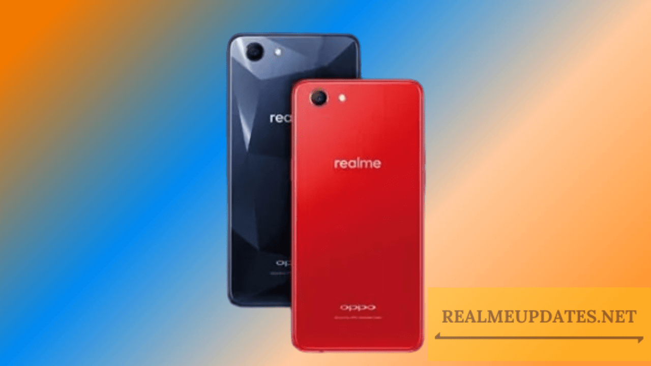 Realme 1 Android 9 Kernel Source Released - Realme Updates