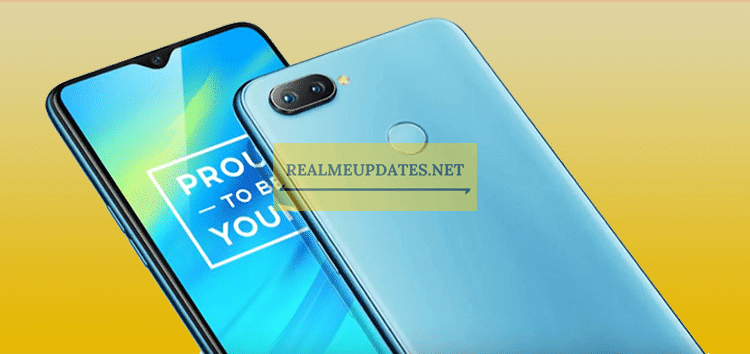 [F.10] Realme 2 Pro August 2020 Security Patch Update Brings New Android Security Patch, Deep Clean Feature, OTG Toggle, Improved Camera & Much More [Download Link] - Realme Updates