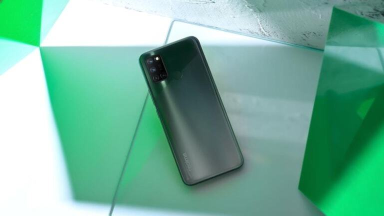[A.35] Realme 7i December 2020 Update Released In India Brings December 2020 Android Security Patch, Fixed Screen Issue, Improved Camera & More - Realme Updates