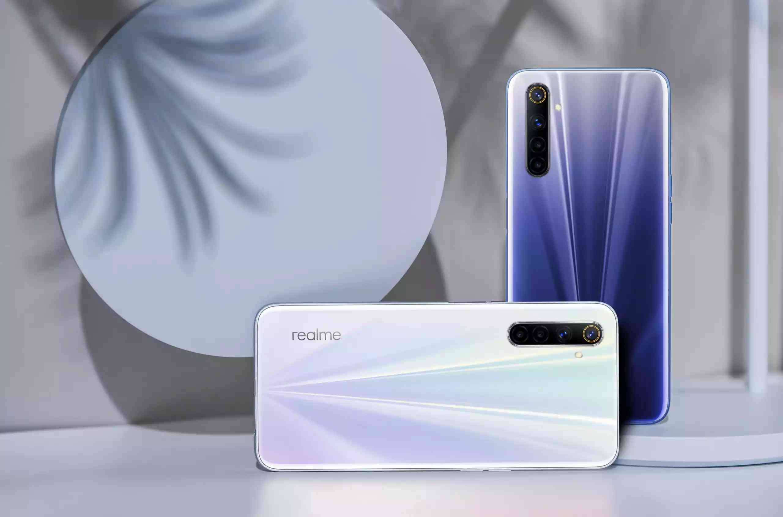 [C.01] Realme 6 Realme UI 2.0 Android 11 Beta 1 Update Released