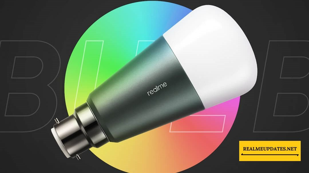 Realme Smart LED Bulb Listed On Banggood Brings 16 Million Colours, 3 Lighting Modes, Special Dimmer Chip & More