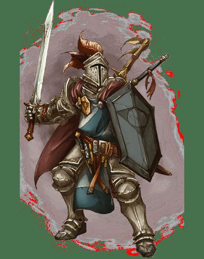 Knight Class Codex Trimmed