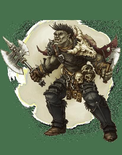 Warrior Class Codex Trimmed