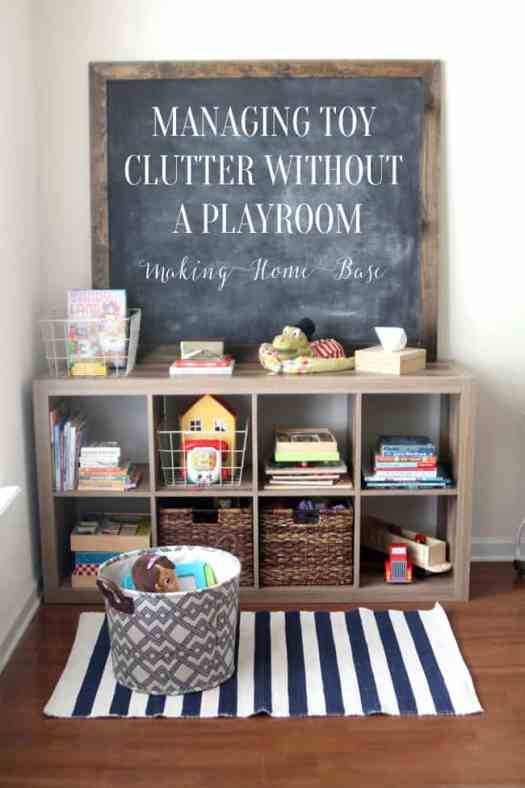 organizing kids room