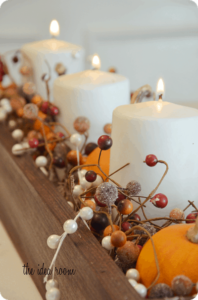 thanksgiving decorations